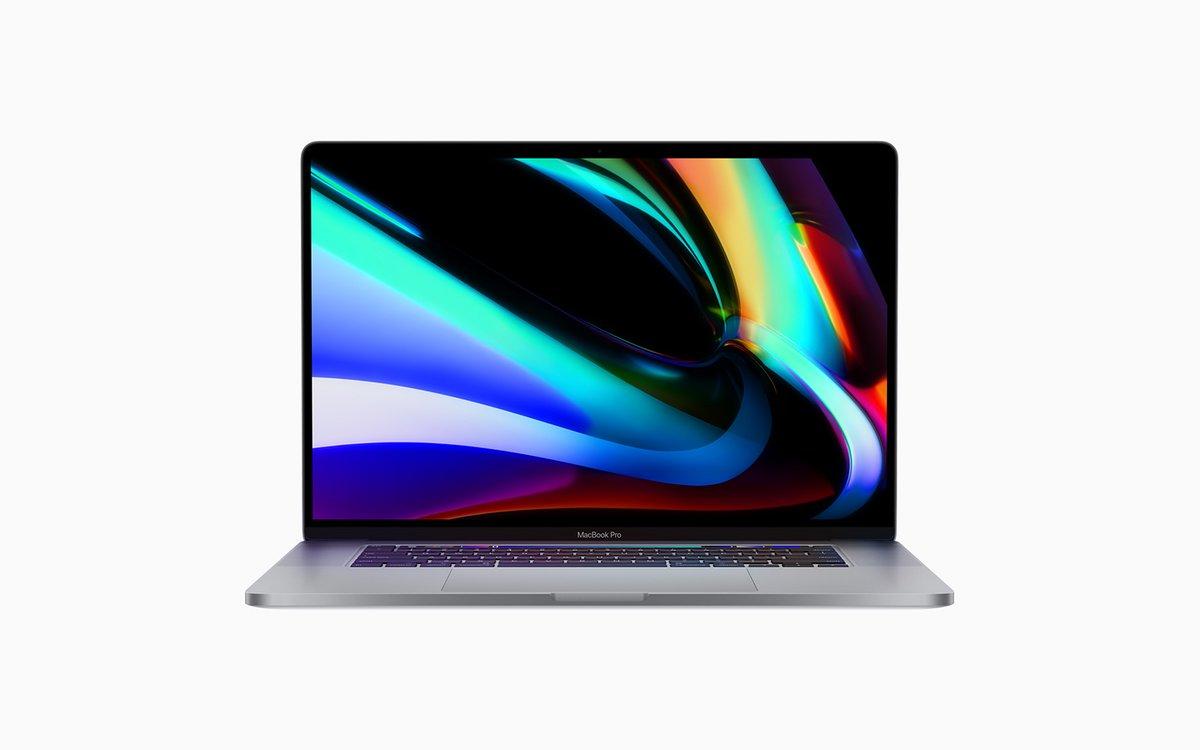 MacBook 16 Pouces