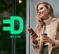 Forfait mobile : nouvelle baisse de prix sur le forfait RED 60Go