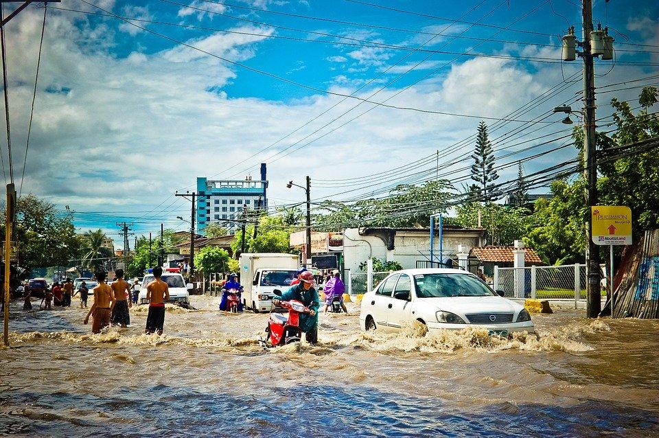 Inondation GIEC