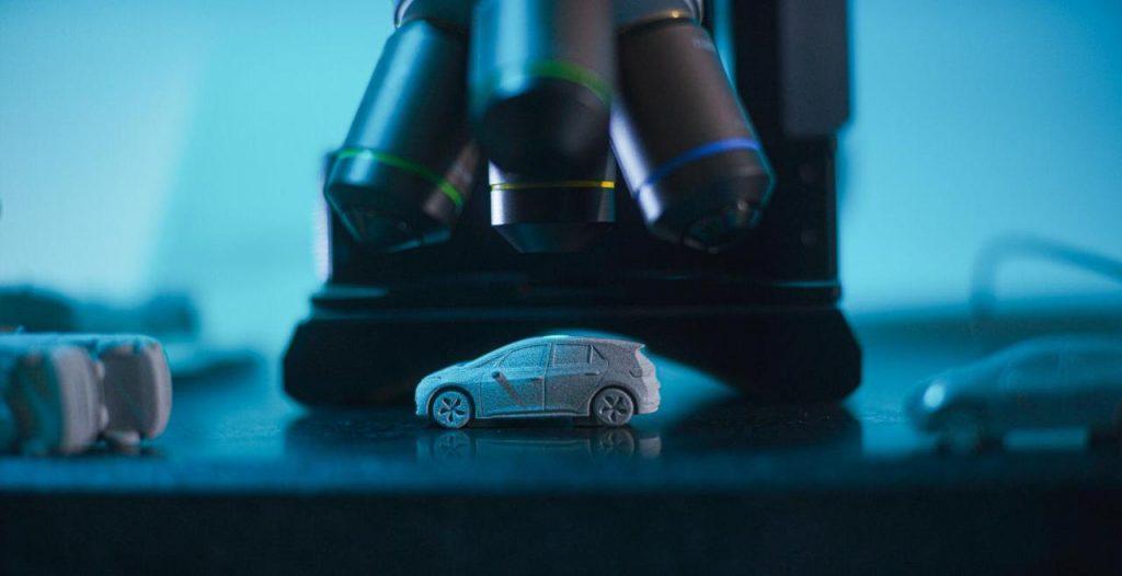 voiture impression 3D