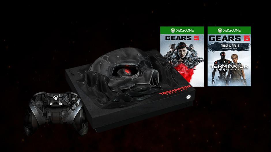 Xbox One X Terminator