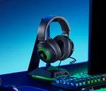 Razer dévoile son Kraken Ultimate, nouveau haut de gamme 7.1 THX