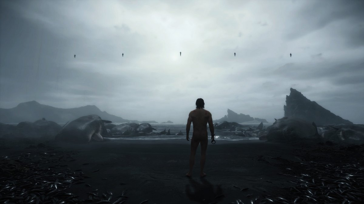 Death Stranding test