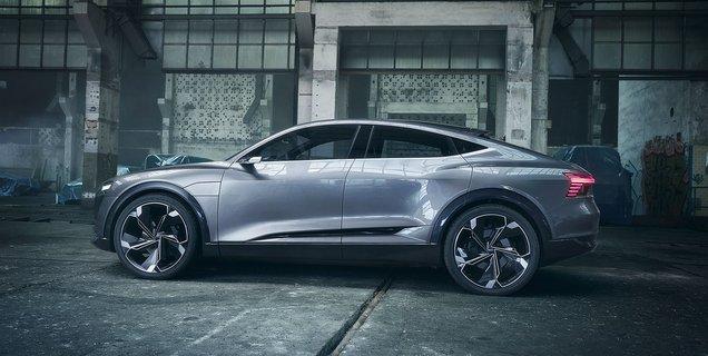 Prix en baisse et autonomie en hausse pour l'e-tron d'Audi