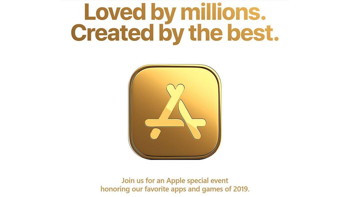 Apple App Store 2019