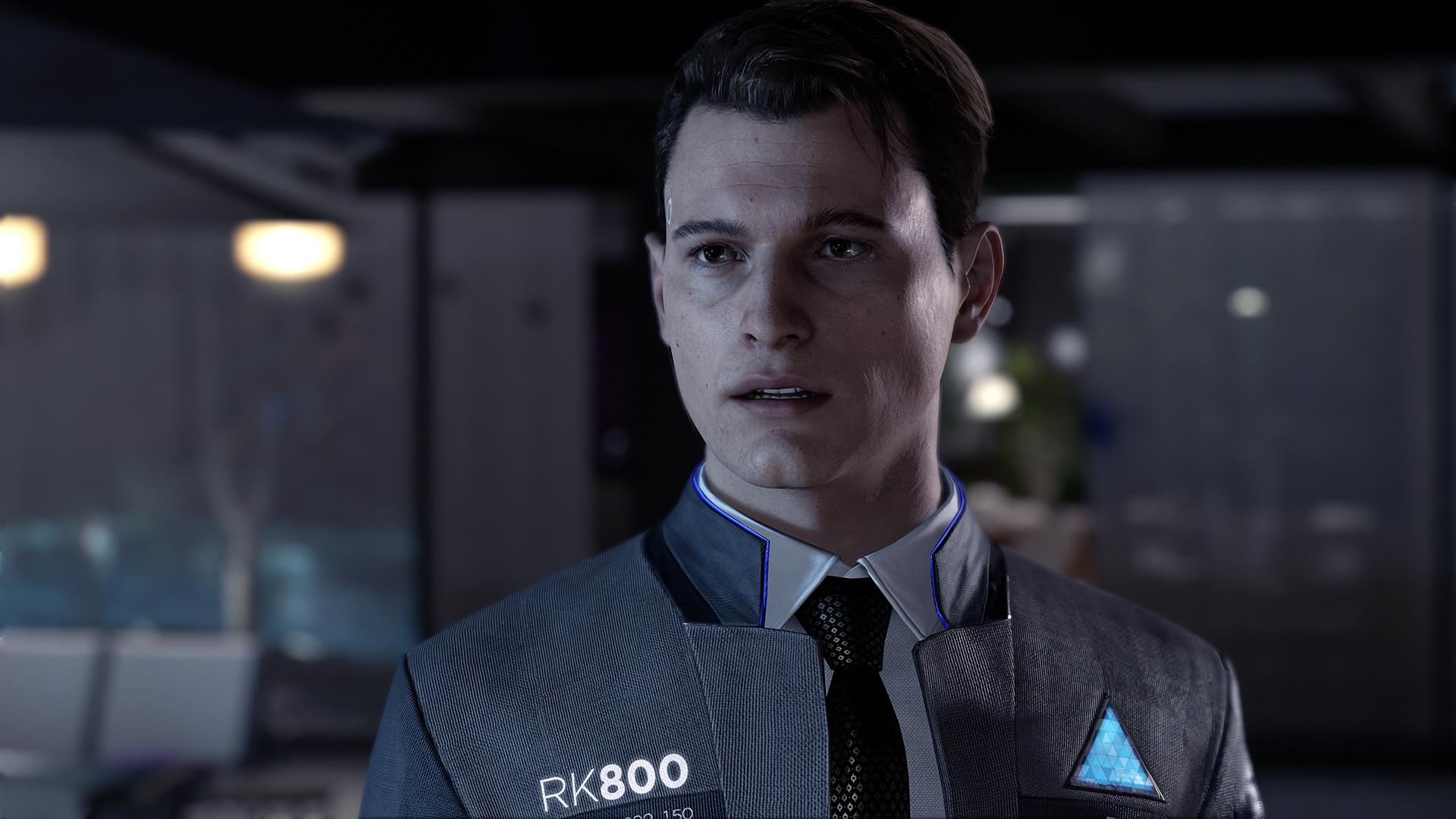 Detroit: Become Human sortira le 12 décembre sur l'Epic Games Store