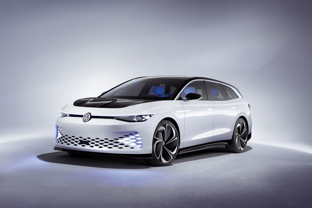 VW Space Vizzion