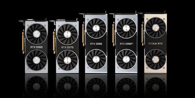 NVIDIA frappe fort AMD sur le marché des cartes graphiques