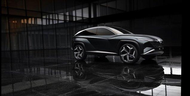 LA Auto Show : la Hyundai Vision T fait une apparition remarquée
