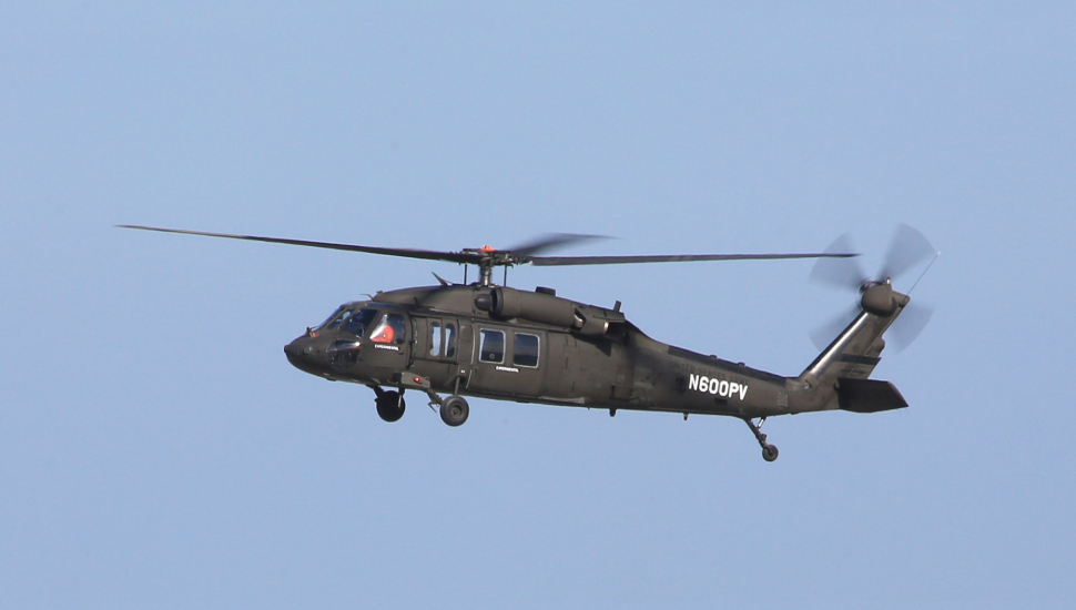 Sikorsky UH-60A