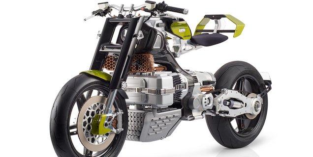 Blackstone dévoile HyperTek, une puissante moto électrique au design intrigant