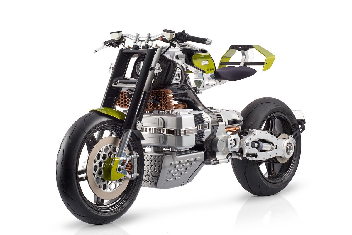 Moto électrique HyperTEK