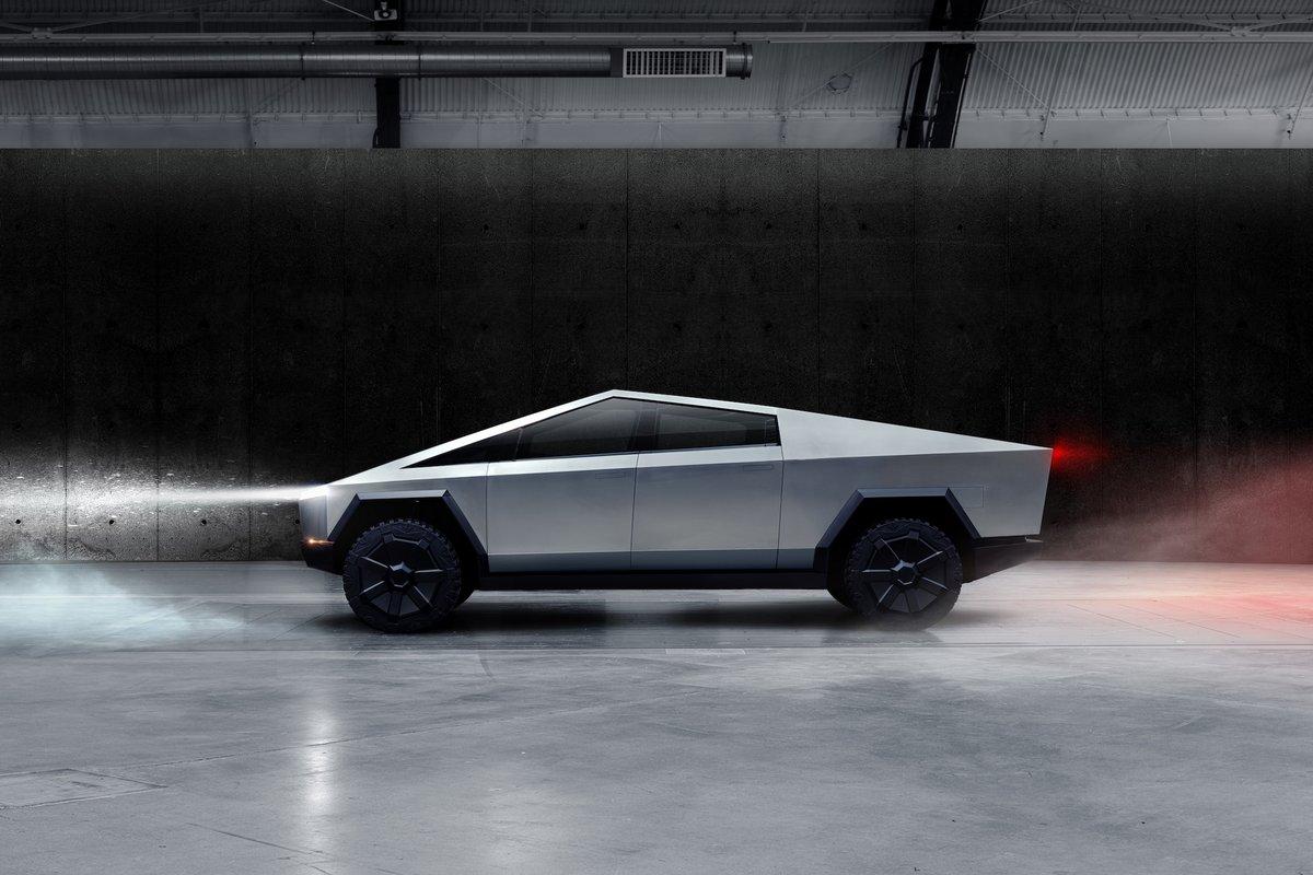 Tesla Cybertruck © Tesla