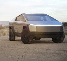 Tesla Cybertruck, l'impressionnant pick-up électrique venu d'ailleurs