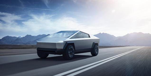 Le Cybertruck de Tesla ne sera finalement pas mis en production avant 2022