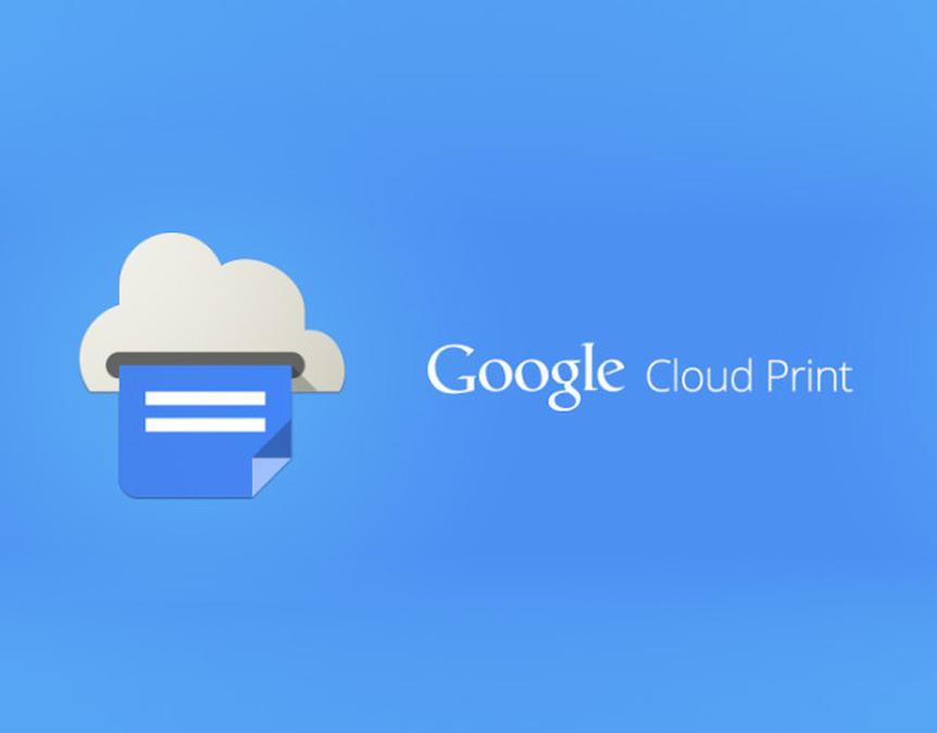 Cloud Print de Google va s'arrêter