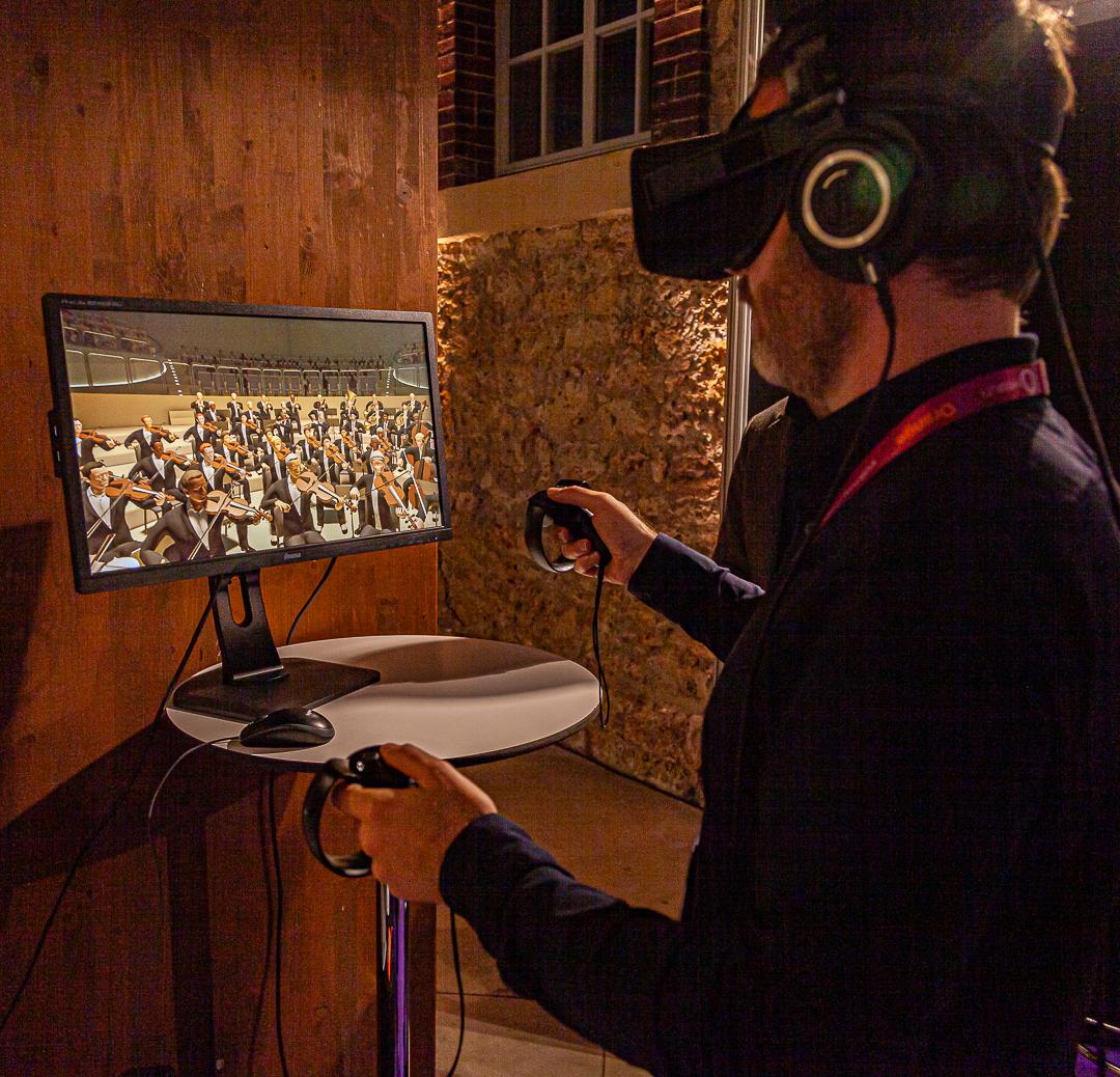 Salon Virtuality 2019