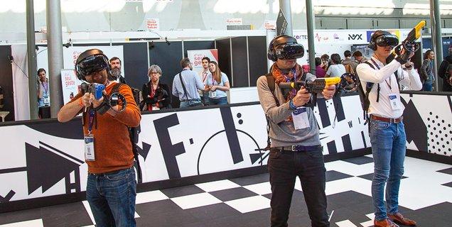 Salon Virtuality 2019 : les technologies immersives se montrent et se vivent à Paris