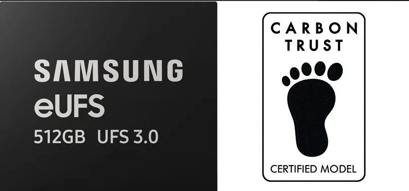 Samsung Carbon Trust