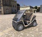 La start-up Squad dévoile une voiturette solaire qui pourrait bien gagner les centre-villes