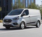 Ford Transit : la sortie du fourgon électrique finalement repoussée à 2023 ?