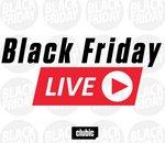 Black Friday Amazon : le TOP des deals en direct sur Clubic !