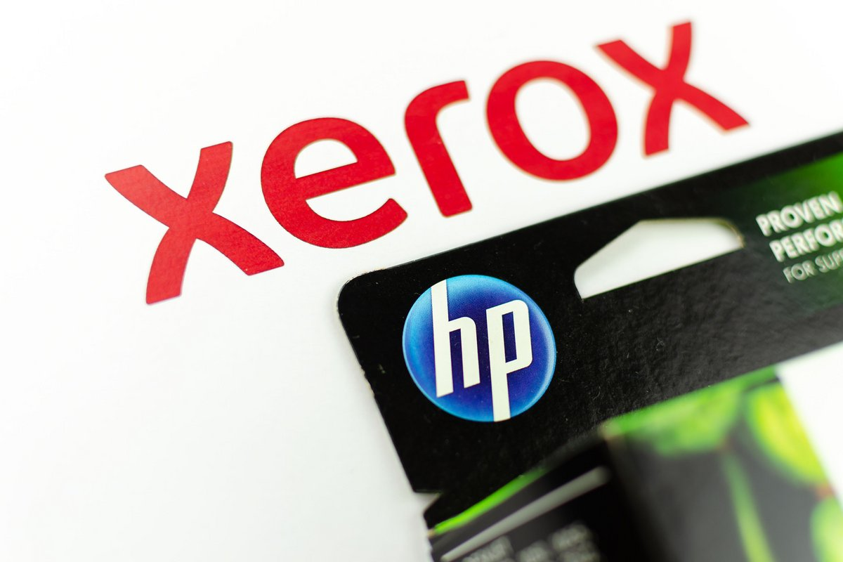 Xerox vs HP