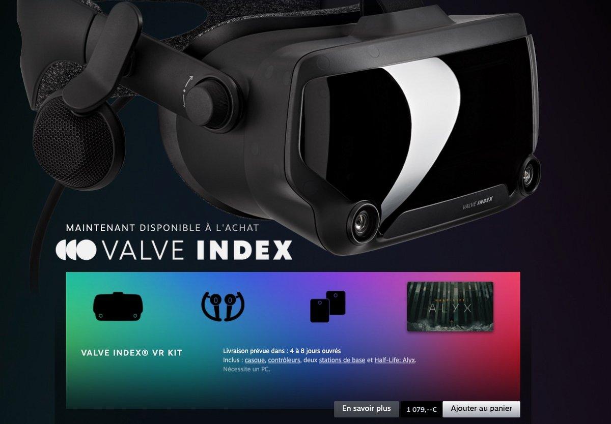 Valve Index