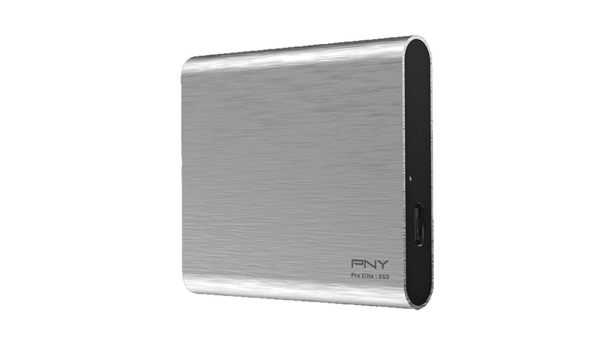 Disque SSD externe PNY Pro Elite 1 To