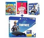 Black Friday 2019 : Pack PS4 500Go + 2ème manette + 2 jeux à moins de 300€ chez Cdiscount