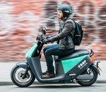 Les scooters électriques en libre service COUP disparaissent ce 30 novembre