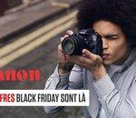 Black Friday 2019 : les bons plans immanquables chez Canon !