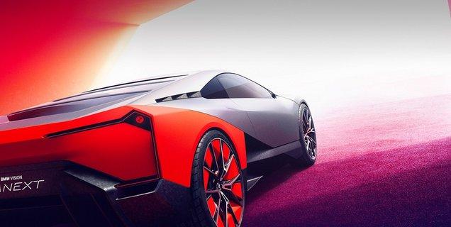 BMW abandonne le projet Vision M Next censé remplacer la supercar électrique i8
