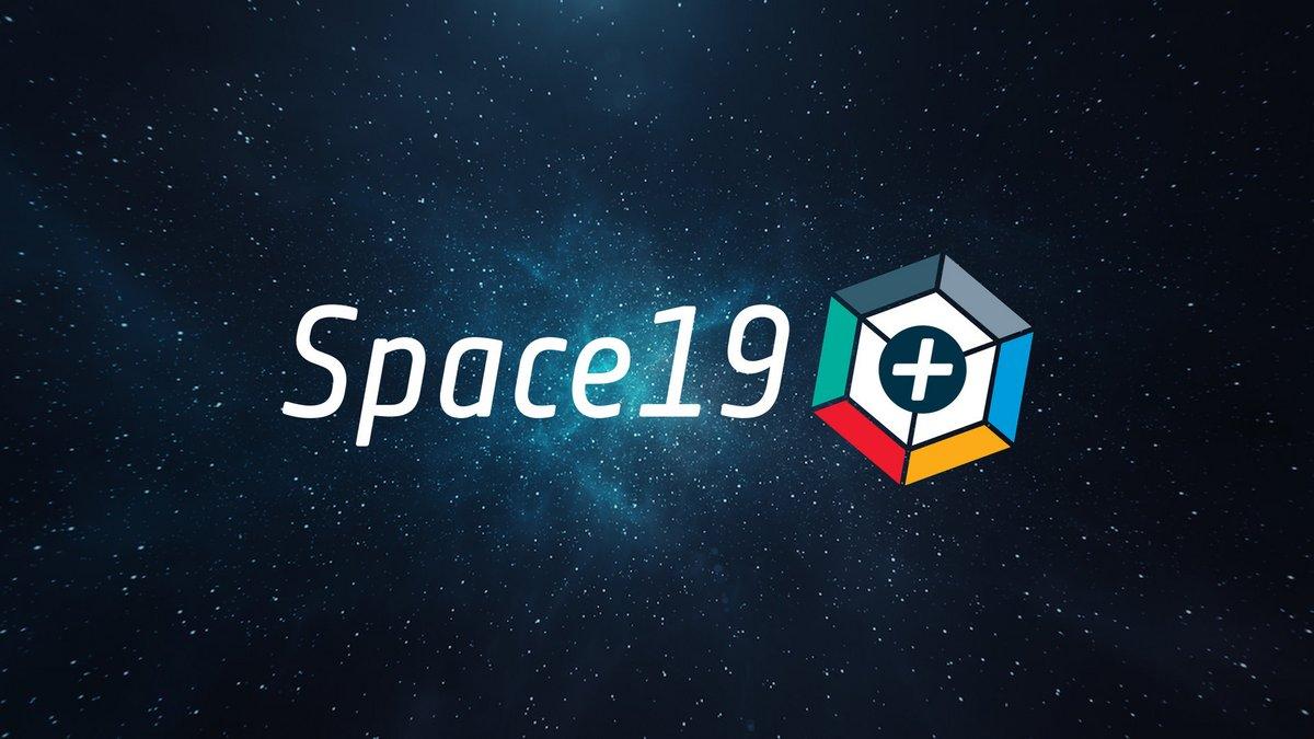 ESA Space 19+ logo
