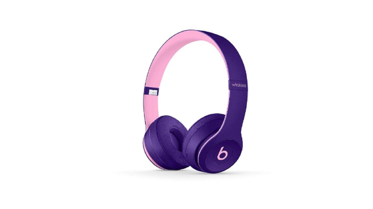 Casque Beats Solo 3 violet