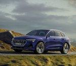 Audi e-tron : le SUV électrique gagne en autonomie et s'arme d'une finition sportive