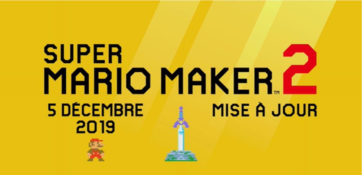 Mario Maker Link