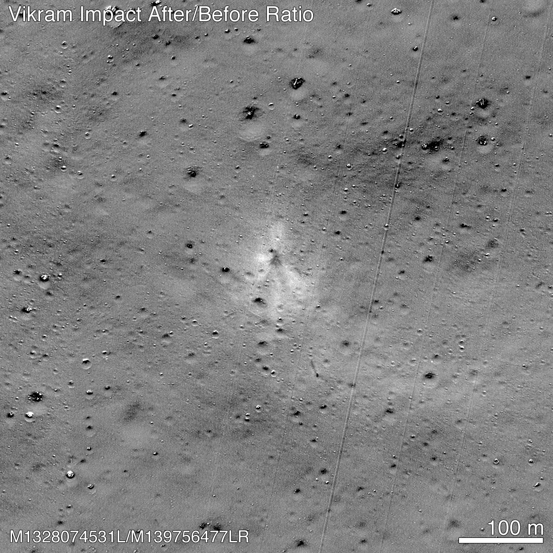 Lune Vikram Chandrayaan
