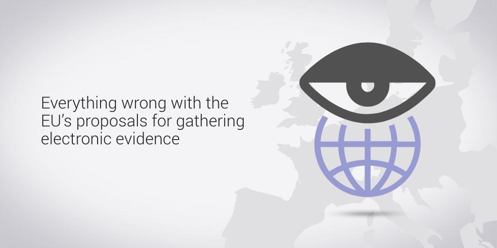 e-evidence commission européenne protonmail