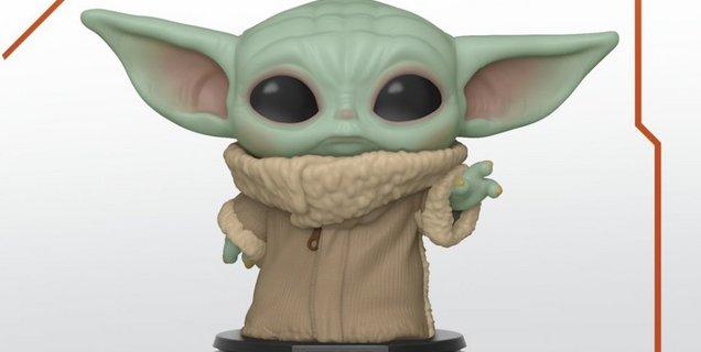 Funko Pop va bien produire un Baby Yoda : arrivée prévue l'an prochain