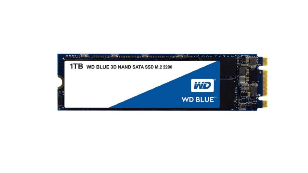 SSD WD Blue 1To