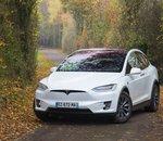 Crash-Test Euro NCAP : le Tesla Model X largement en tête dans sa catégorie