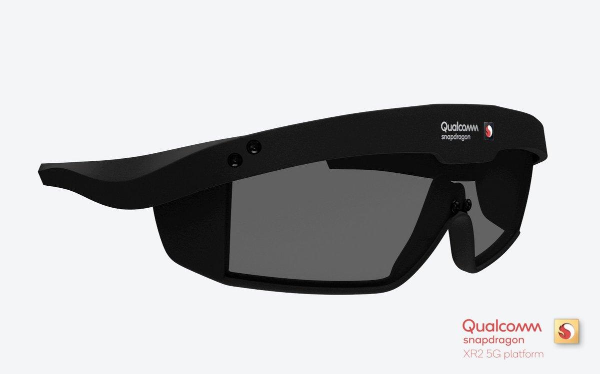 Qualcomm Niantic lunettes AR