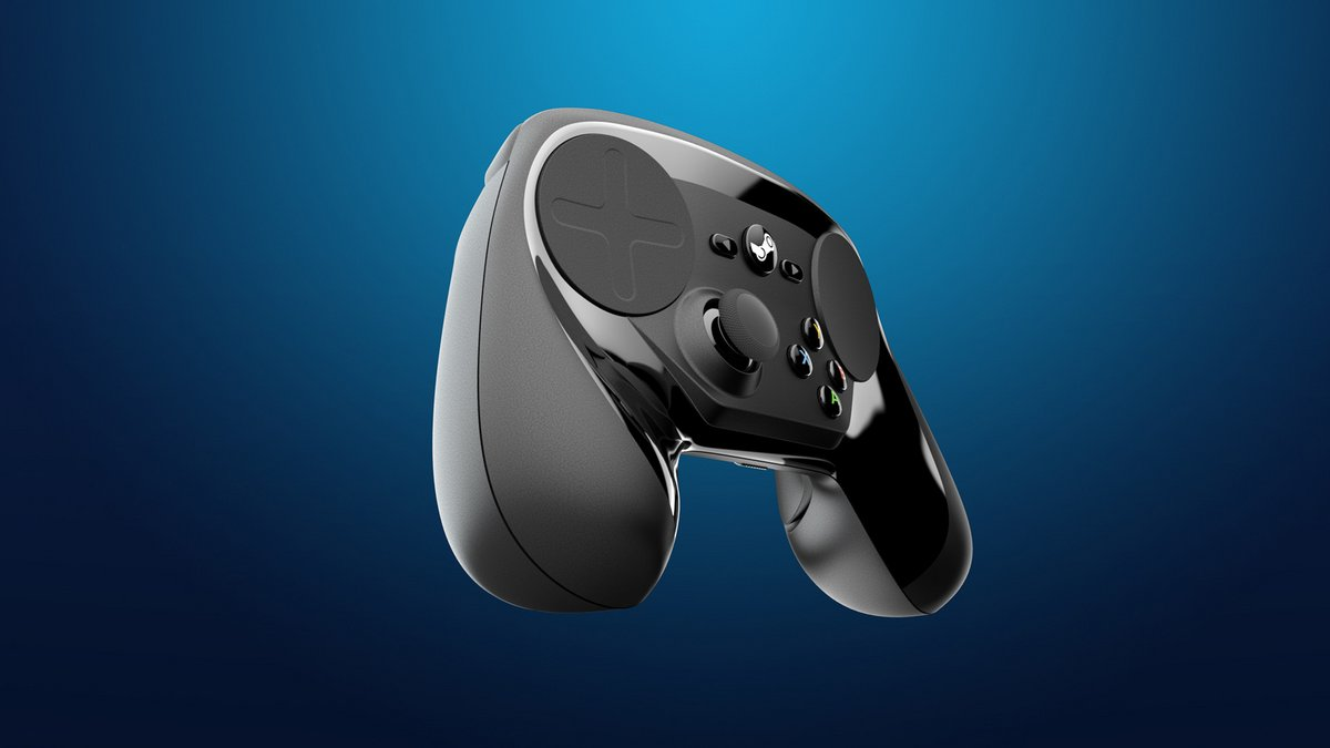 Steam Controller © Valve
