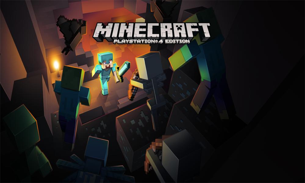 Minecraft Pourrait Ouvrir Son Crossplay à La Playstation 4
