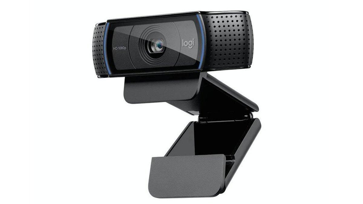 Promo Logitech sur Amazon : Webcam C920 HD Pro à 39,99€ au lieu de 99,99