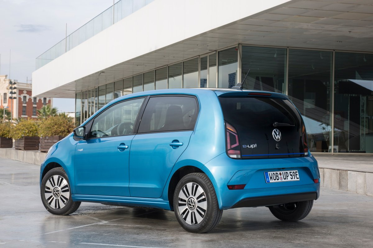 Volkswagen e-up! © Camille Pinet pour Clubic