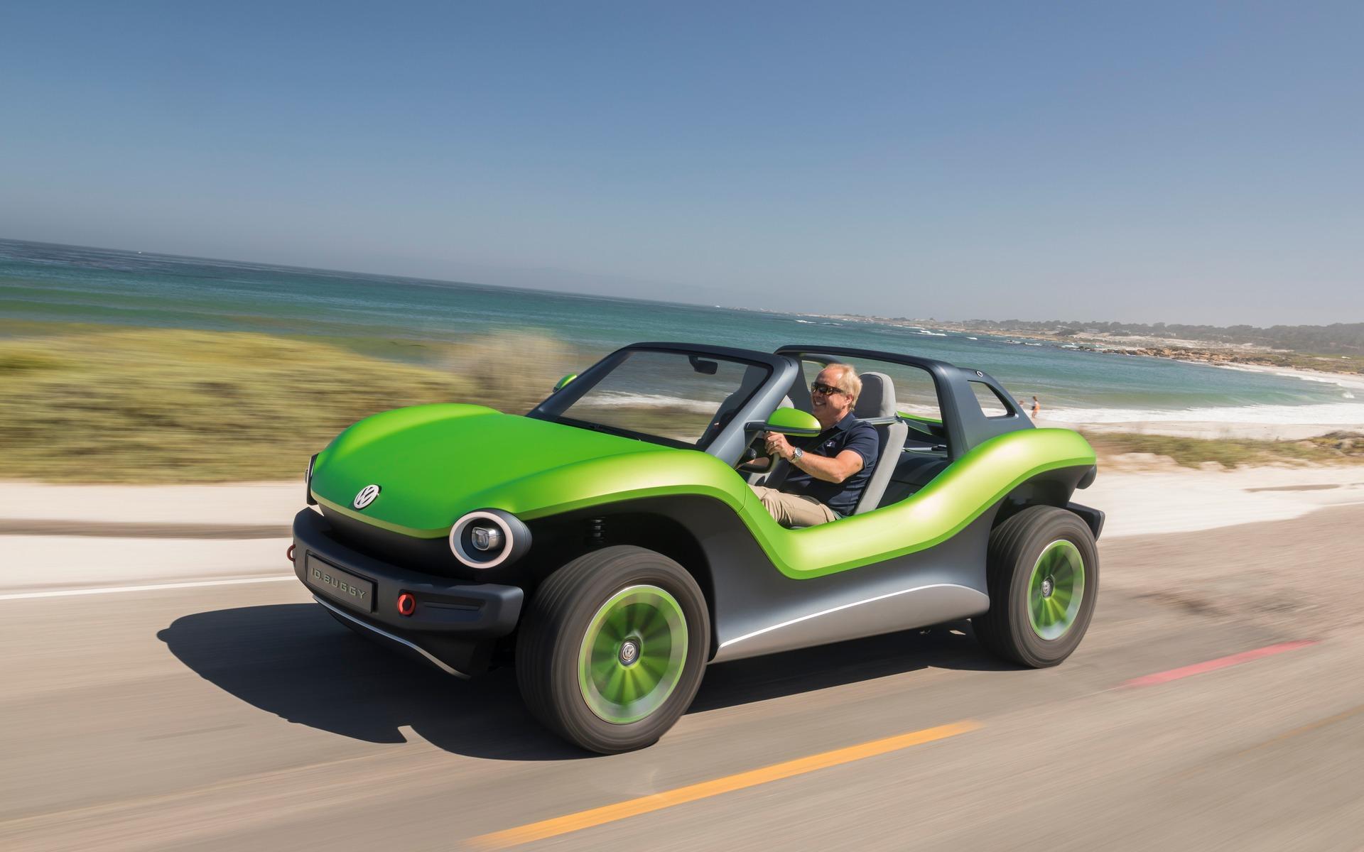 Le concept Volkswagen ID. BUGGY remporte un prix pour son design