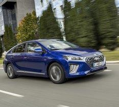 Test Hyundai Ioniq : l'hybride rechargeable qui ne souffre d'aucune bride