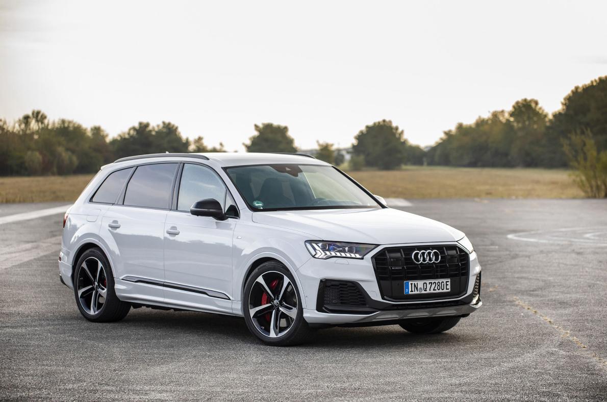 Audi Q7 e Quattro